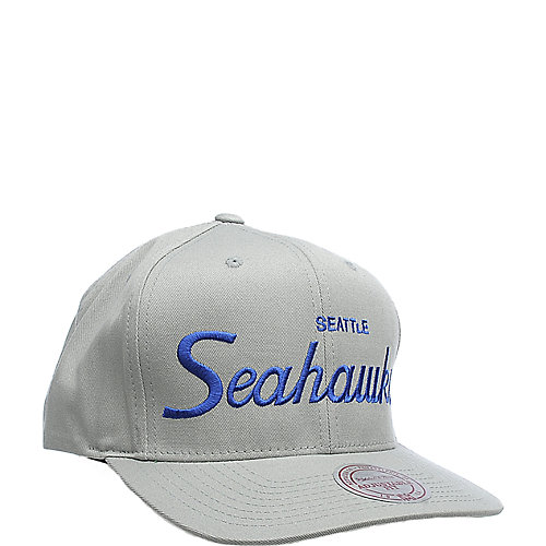 Mitchell and Ness Seattle Seahawks Cap