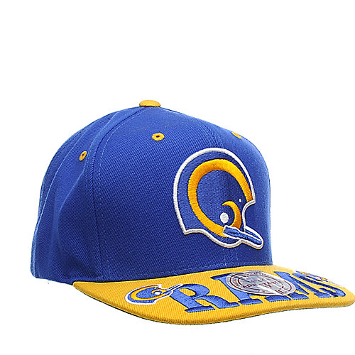 Mitchell and Ness Los Angeles Rams Cap