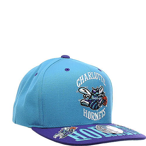 Mitchell and Ness Charlotte Hornets Cap