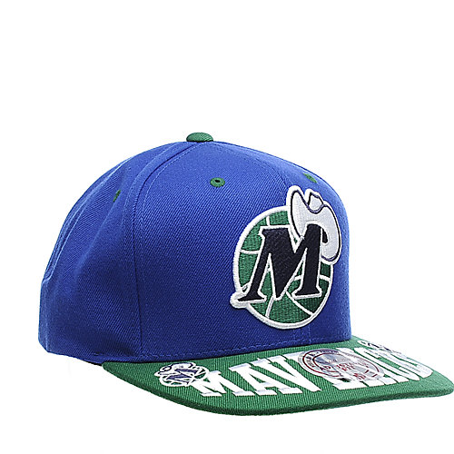 Mitchell and Ness Dallas Mavericks Cap
