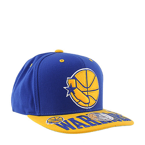 Mitchell and Ness San Francisco Warriors Cap