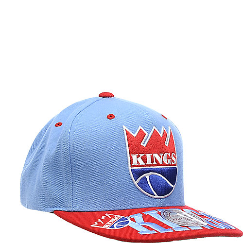 Mitchell and Ness Sacramento Kings Cap