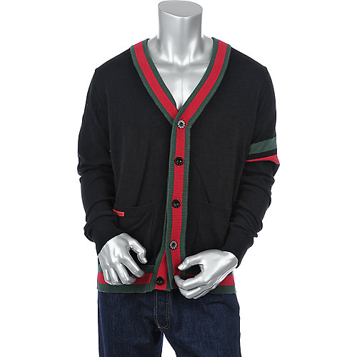 Supreme Society Mens Cardigan
