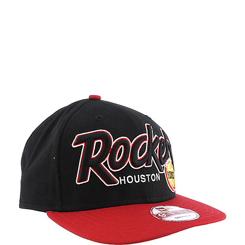 New Era Caps Houston Rockets Cap