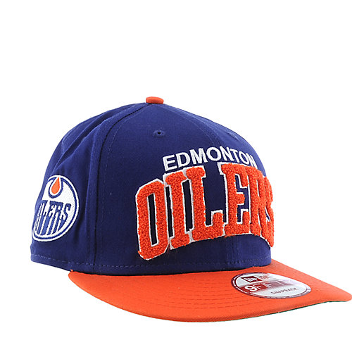 New Era Caps Edmonton Oilers Cap