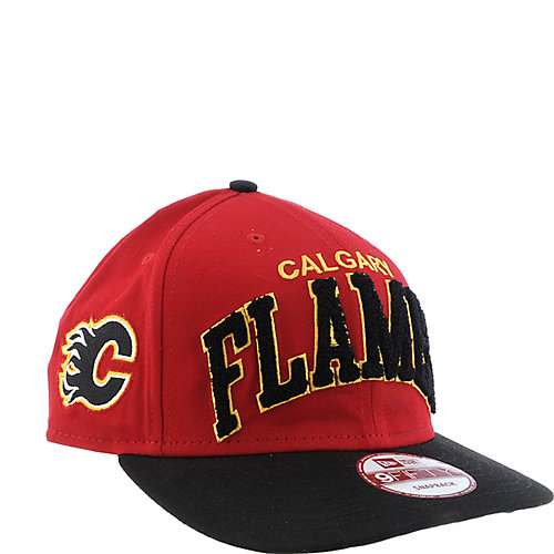 New Era Caps Calgary Flames Cap