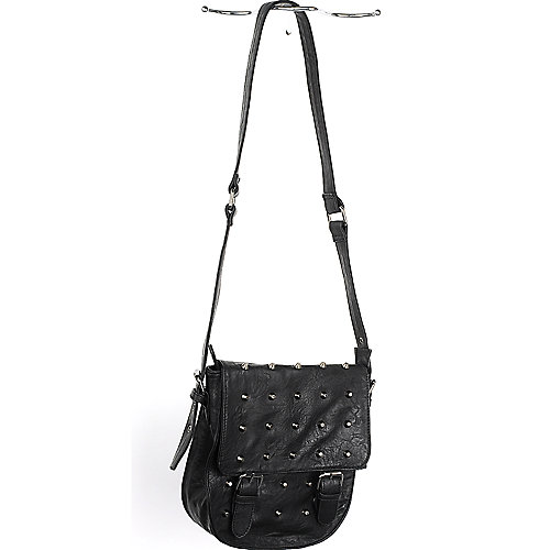 Nila Anthony Studded Shoulder Bag