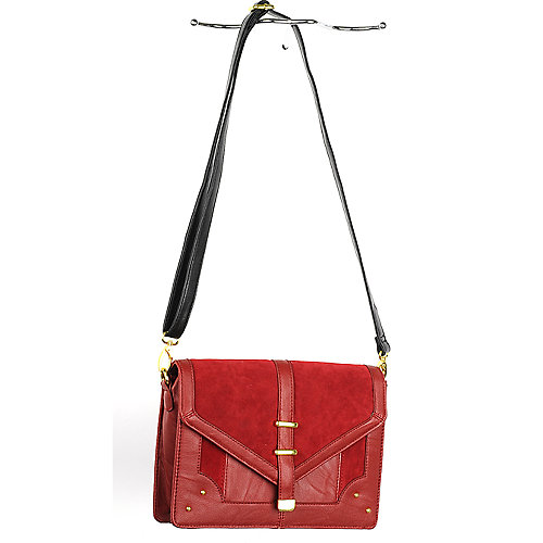 Nila Anthony Suede Satchel