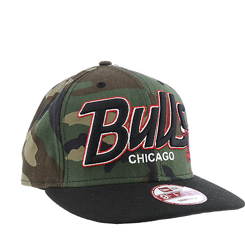 New Era Caps Chicago Bulls Cap