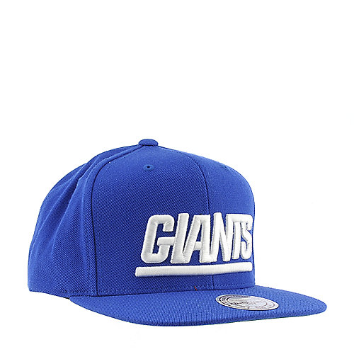 Mitchell and Ness New York Giants Cap