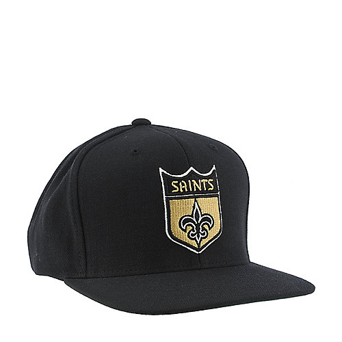 Mitchell and Ness New Orleans Saints Cap