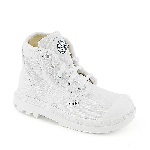 Palladium Toddler Pampa Hi Lace