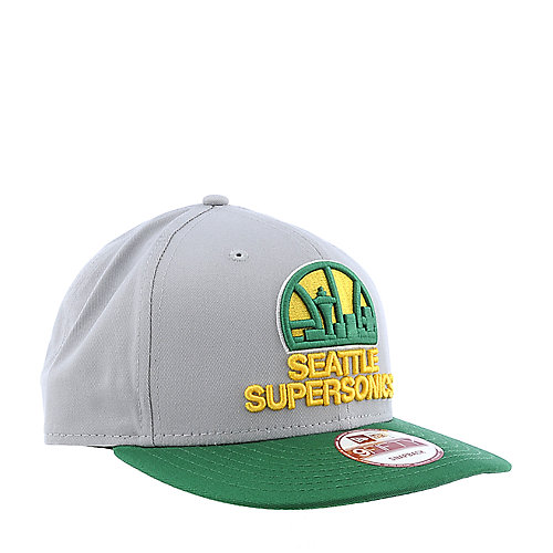 New Era Caps Seattle Supersonics Cap