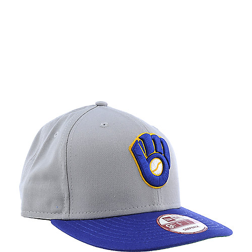 New Era Caps Milwaukee Brewers Cap