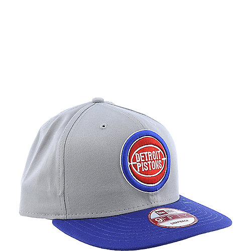 New Era Caps Detroit Pistons Cap