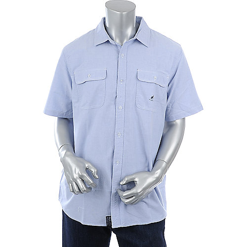 LRG Mens Team Coach Woven Shirt