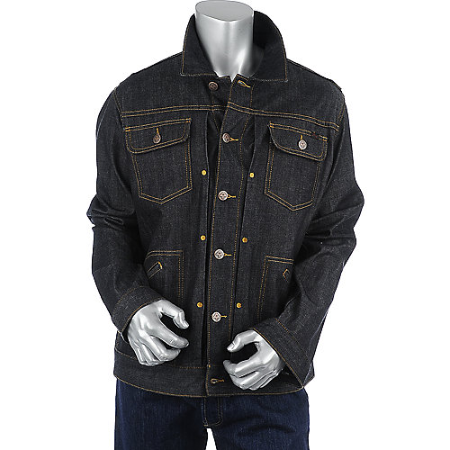 LRG Mens Core Collection Denim Jacket