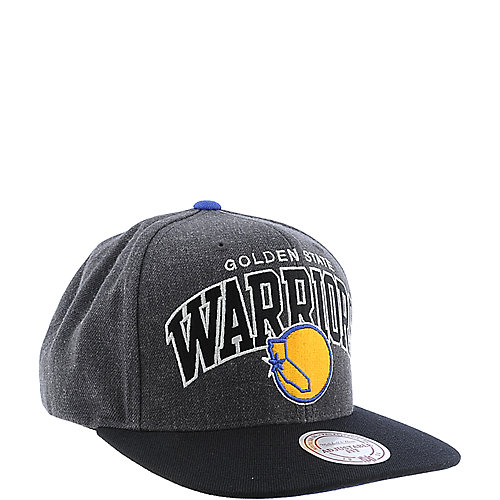 Mitchell and Ness Golden State Warriors Cap