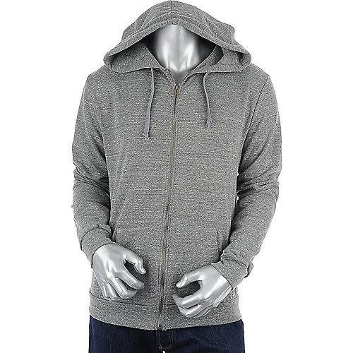 Supreme Society Mens Lite Fleece Hoodie