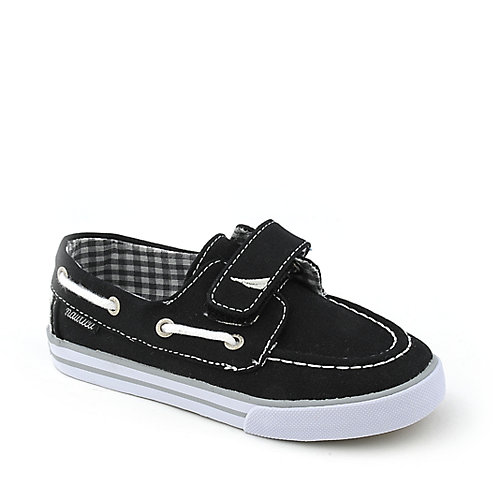 Nautica Toddler Canvas Velcro Deck