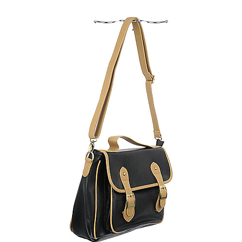 Nila Anthony Satchel Messenger Bag