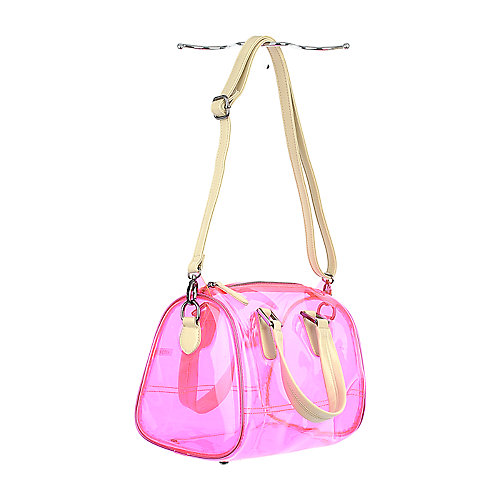 Nila Anthony Transparent Handbag