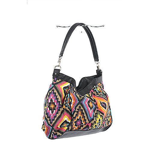 Nila Anthony Patterned Shoulder Bag