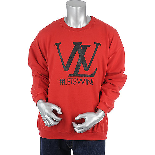Shiekh Mens Lets Win Crewneck