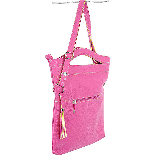 Elleven K Fold Over Flap Handbag