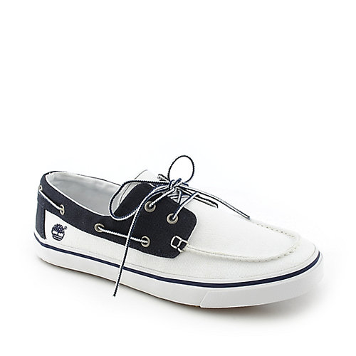 Timberland Mens Hookset Camp 2 Eye Boat Shoe