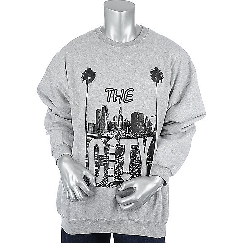 Shiekh Mens The City Crewneck
