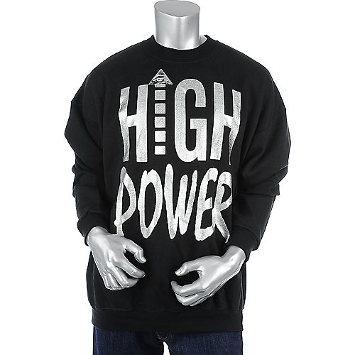 Flaucy Mens High Power Crewneck