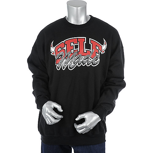 Shiekh Mens Self Made Crewneck