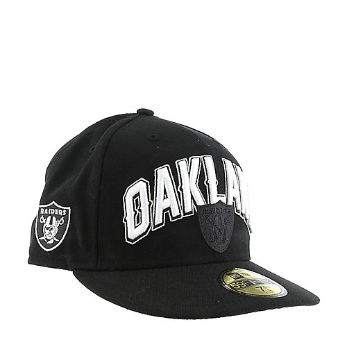 New Era Caps Oakland Raiders Cap