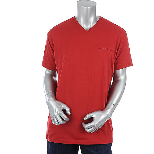Jordan Craig Mens Basic V-Neck Tee