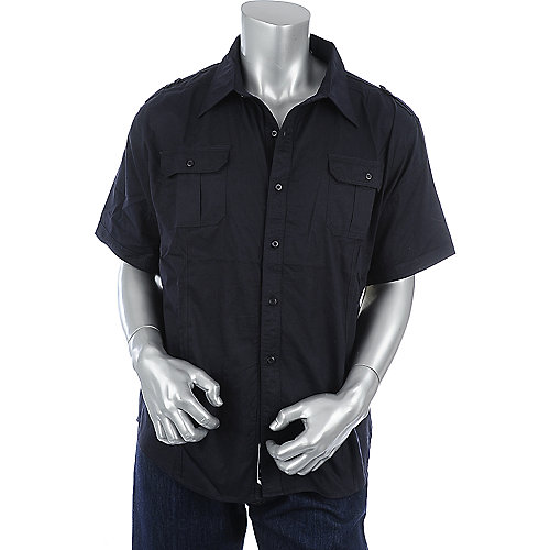 Rag Dynasty Mens Sniper Short Sleeve Shirt