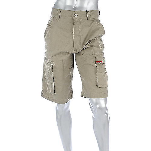 Supreme Society Mens Twill Cargo Short