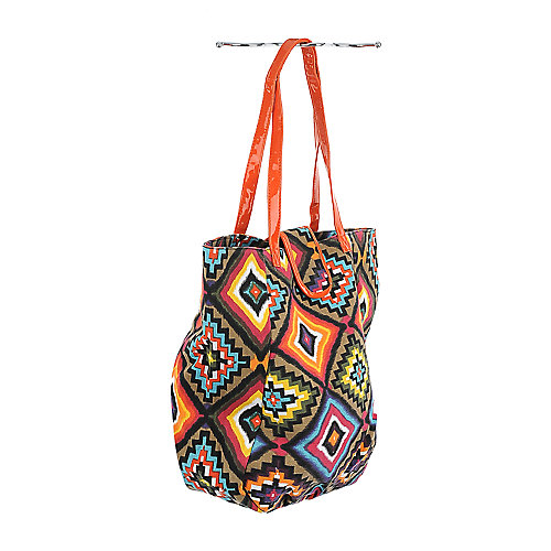 Elleven K Tribal Oversized Handbag