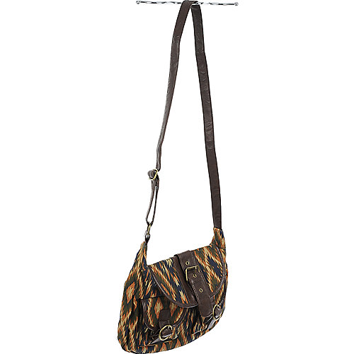 Elleven K Patterned Handbag