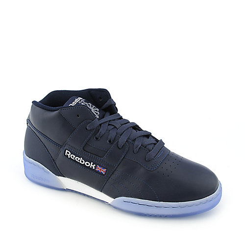 Reebok Mens Workout Mid Ice