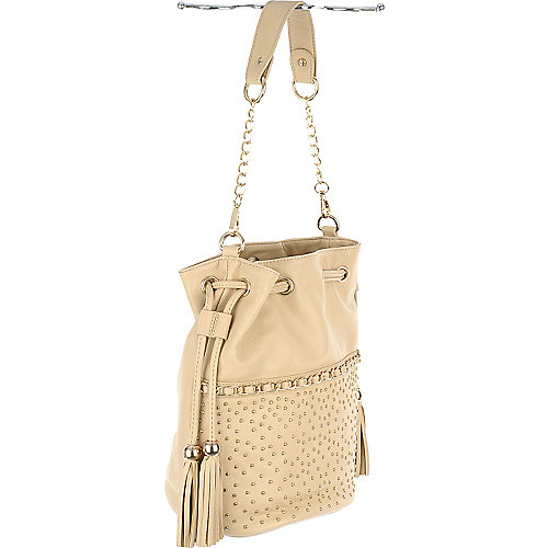 Shiekh Studded Bucket Bag