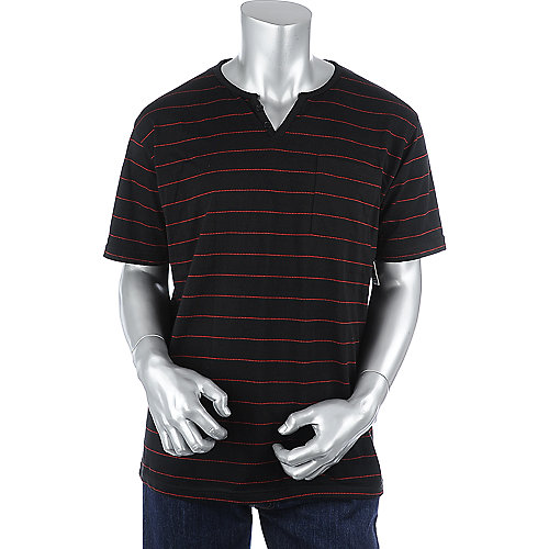 Galaxy by Harvic Mens Stripe Tee