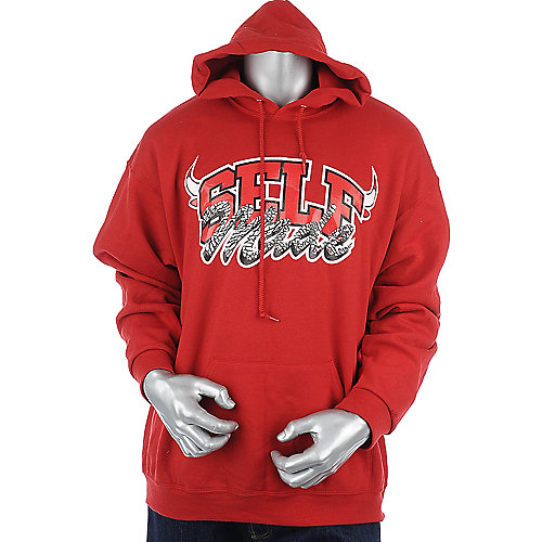 Shiekh Mens Self Made Crewneck Hoodie