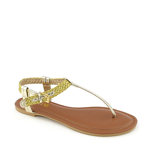 Sunny Feet Maniac-96 Gold