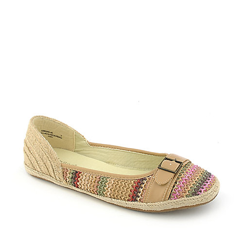 Bamboo Singing-02 Slip On Casual Shoe Multi-Color Flat Shoes