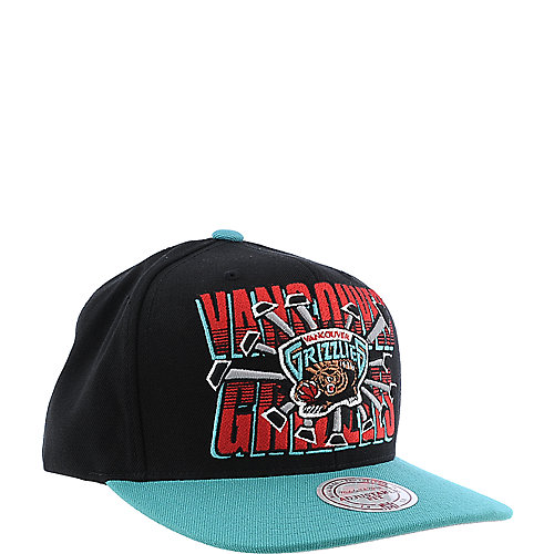Mitchell and Ness Vancouver Grizzlies Cap