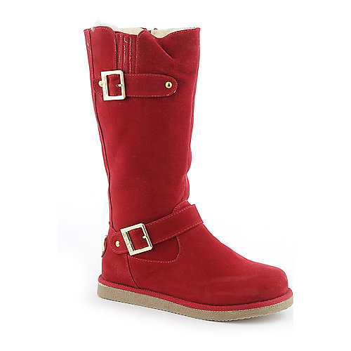 shiekh buckle s fur boot shiekh shoes