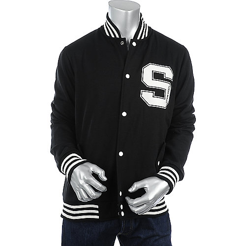 Supreme Society Mens Varsity Jacket