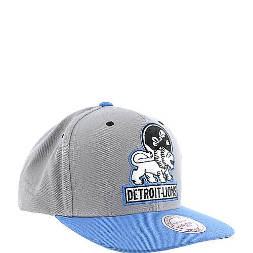 Mitchell and Ness Detroit Lions Cap