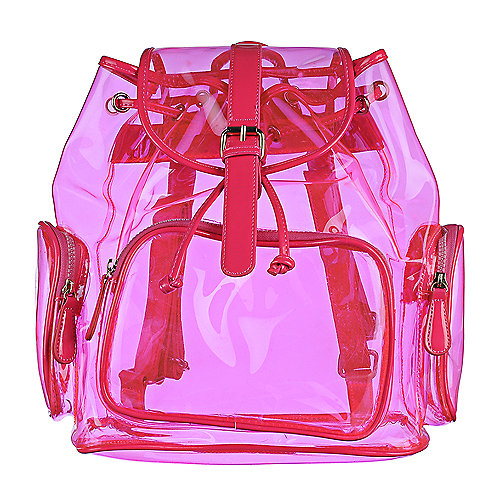 Shiekh Transparent Backpack